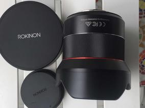 Lente Rokinon 14 Mm F2.8 Af Canon