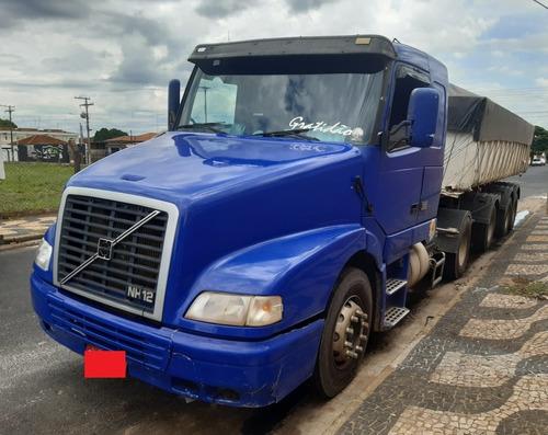 Volvo Nh 12 380 2000 4x2 Azul (somente O Cavalo)