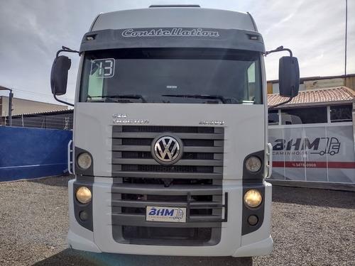 Imagem 1 de 11 de Cavalo Truck 6x2  Rodoviário