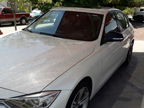 Bmw Serie 3 2.0 320ia Sport Line At 2014 Blanco