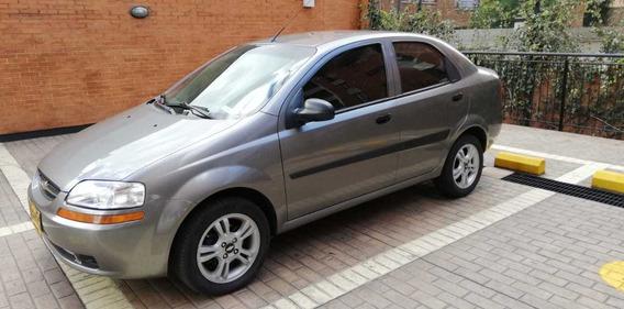 Chevrolet Aveo Family Aa