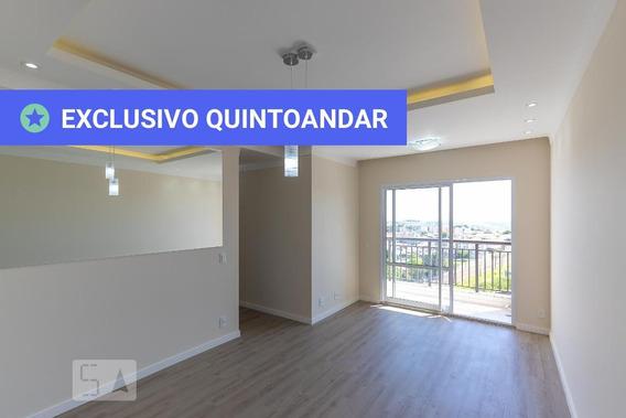 Apartamento No 8º Andar Com 3 Dormitórios E 2 Garagens - Id: 892969418 - 269418
