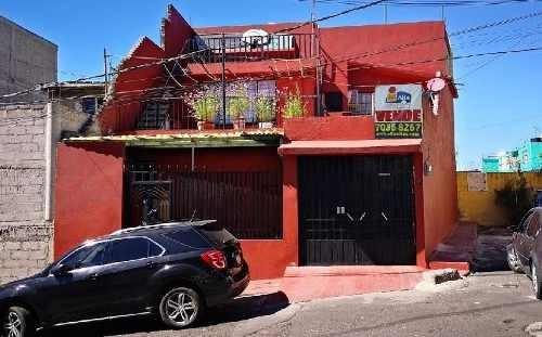 Casa En Venta, Xalpa Iztapalapa, Cuatro Recamaras, Estudio, Zotano Para Eventos O Area Recreativa