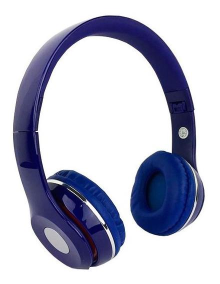 Headfone Bluetooth Com Microfone E Fio P2 Kp-415