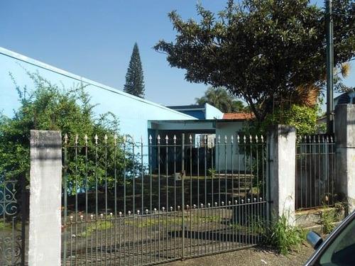 Terreno  Residencial À Venda, Vila Ema, São Paulo. - Te0083