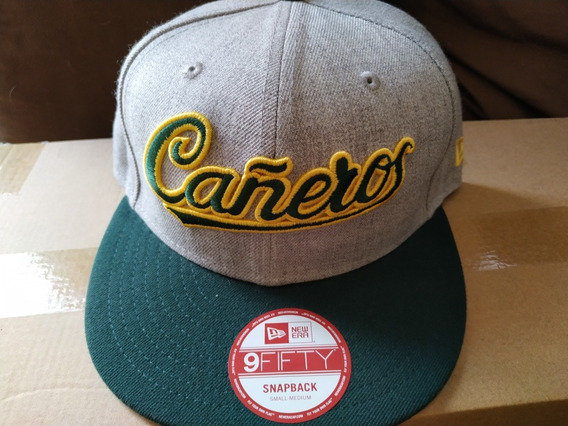 Gorra New Era Cañeros Los Mochis 9fifty Snapback Original