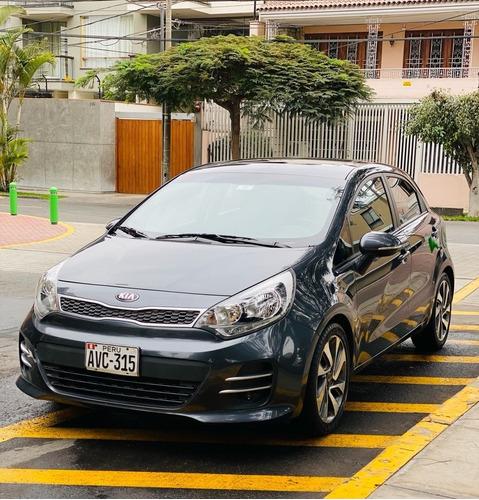 Kia Rio Hatchback 1.4 Mt - Ex Plus