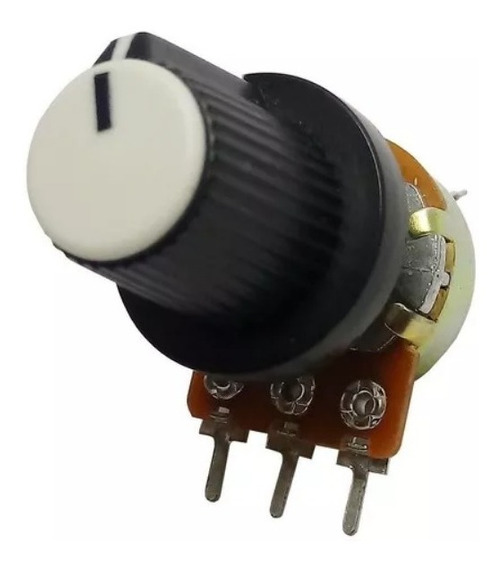 Potenciometro Linear 5kb L20/16mm Para Inversor Weg