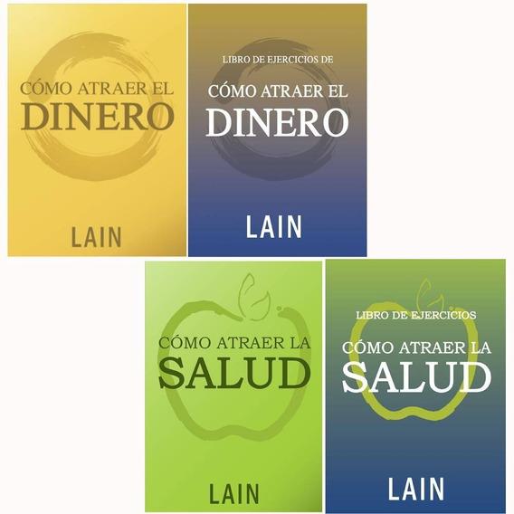 Pack Lain Garcia - Atraer Salud + Dinero + Ejercicios