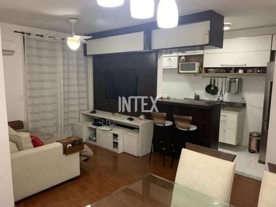 Apartamento A Venda, 2qts 1vg No Barreto - Ap00602 - 34626518