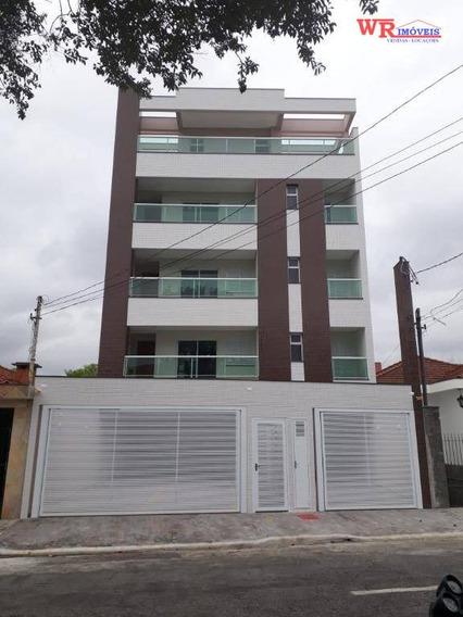 Apartamento Com 3 Dormitórios À Venda, 83 M² Por R$ 430.000,00 - Jardim Hollywood - São Bernardo Do Campo/sp - Ap2216