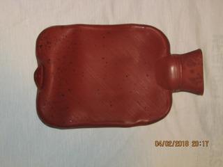 Bolsa De Água Quente Antiga - Compra Uma Leva Duas