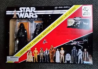 Darth Vader Star Wars Legacy Set Y Diorama Envio Gratis Dhl