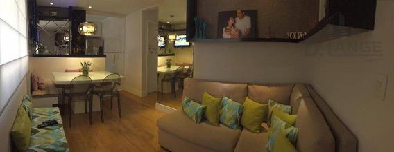 Apartamento 2 Quartos, Todo Planejado - Ap15330