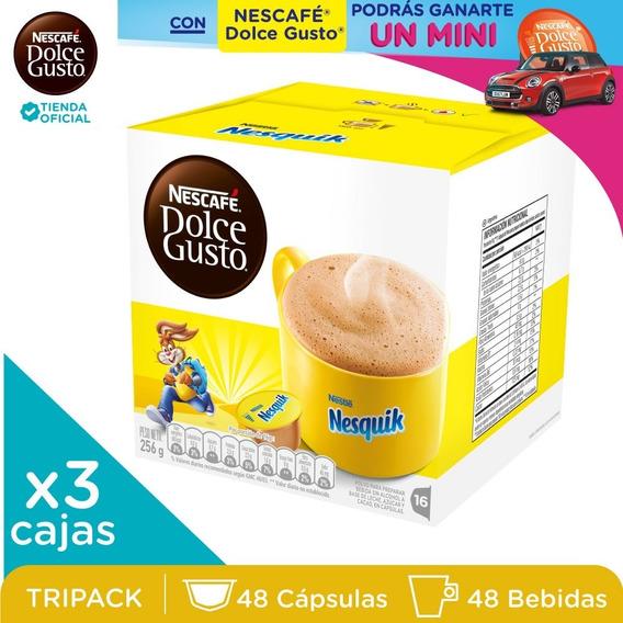 Nescafé® Dolce Gusto® Cap Nesquik X 3 Unidades