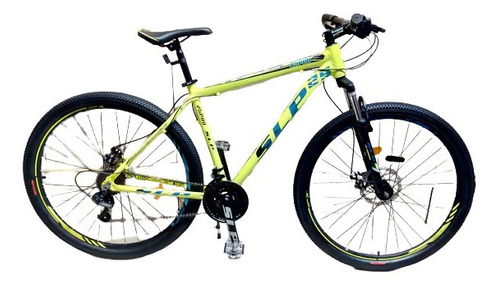 Bicicleta Mtb R 29 Slp 25-pro Aluminio Talle M 21 Velocidad