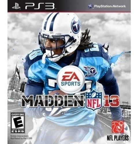 Jogo Madden 13 Easports Playstation3 Ps3 Usado