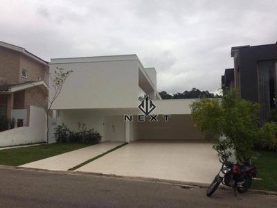 Casa Com 5 Suites À Venda, 493 M² No Residencial Villa Solaia - Alphaville - Sp - Ca0265