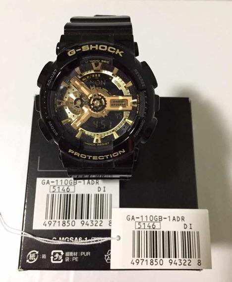 Relógio G-shock Ga-110gb Original Zerado (frete Grátis)