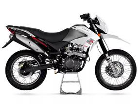 Moto Enduro Zanella Zr 200 Ohc Cross Usb 0km Urquiza Motos