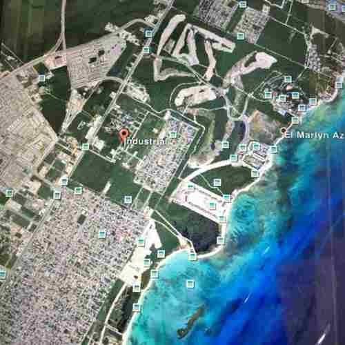 Terrenos Comerciales E Industriales En Venta En Playa Del Carmen