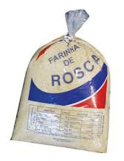 Vendo Farinha De Rosca De Pães Franceses 5 Kilo