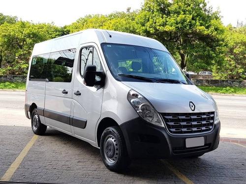 Imagem 1 de 7 de Renault Master 2.3 Dci Minibus Standard L2h2 16 Lugares 16v