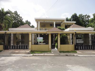 Citymax Casa De Venta En Los Llanos De Gurabo,santiago