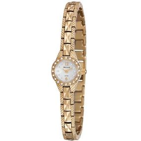 Relógio Feminino Seculus Dourado 20452lpsvda1 C/ Nota Fiscal