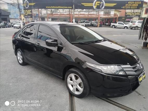Honda City Lx 1.5 Flex Completo 2011 Só R$ 31.990,00