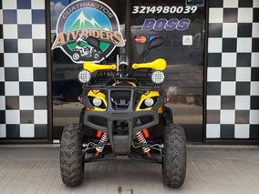 Cuatrimoto Boss 250cc Mod 2019 Reversa Mecanico