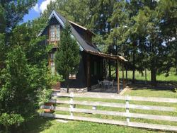 Magnifica Cabaña De Campo