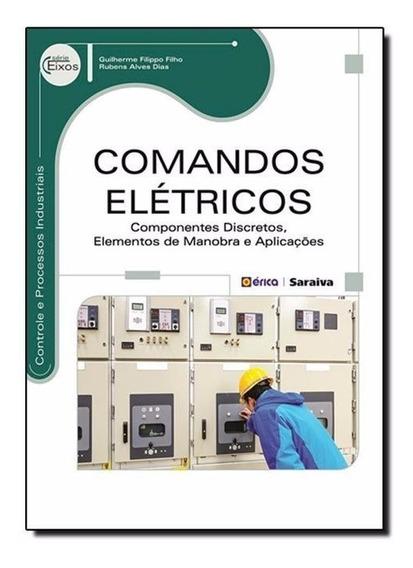 Comandos Elétricos: Componentes Discretos, Elementos De Mano