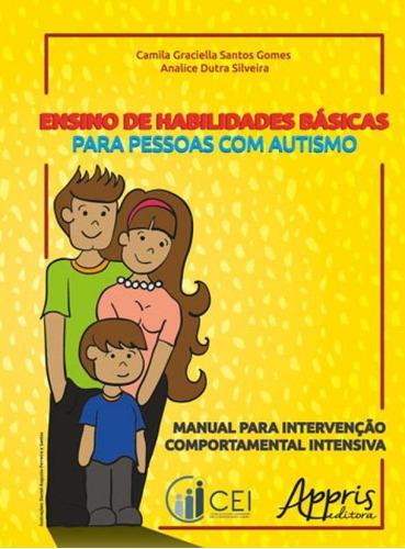 Imagem 1 de 1 de Ensino De Habilidades Basicas Para Pessoas Com Autismo