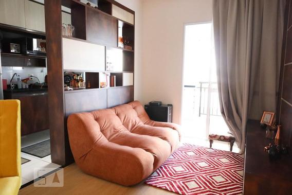 Apartamento No 3º Andar Com 1 Dormitório E 1 Garagem - Id: 892985386 - 285386