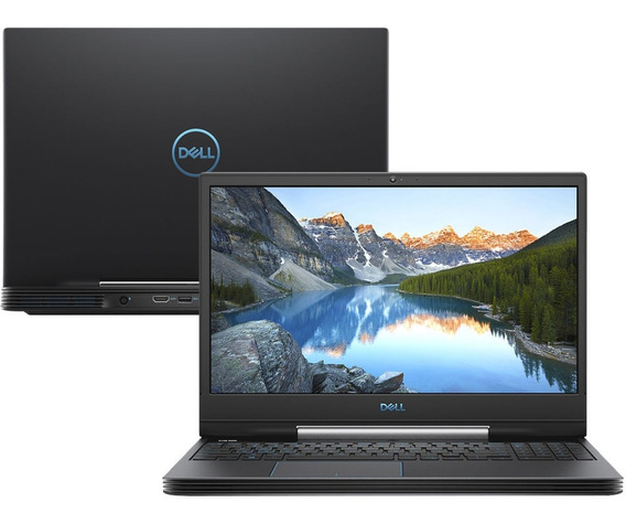 Notebook Dell Gaming I7 16gb Gtx1660 Ti C/ 6gb 1tb 256gb Ssd
