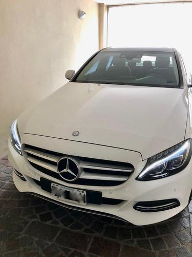 Mercedes Benz C250 Avantgarde 211cv 2016 Impecable Poco Uso