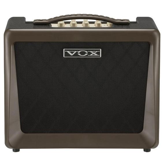 Amplificador Para Violão Vox, 50w Rms - Vx50-ag