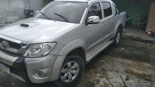 Toyota Hilux 2010 2.5 Cab. Dupla 4x4 4p