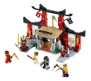 Legoe Set Ninjago Dojo Enfrentamiento 215 Pcs Alternativo
