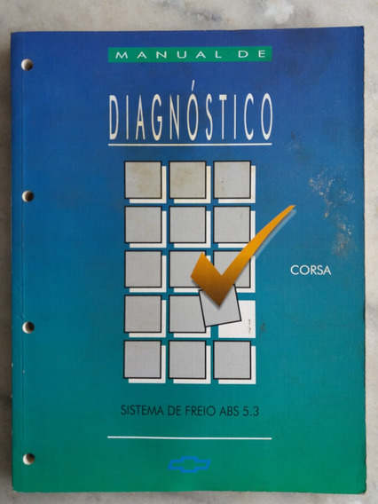 Manual De Diagnostico Abs Modelo 5.3 Chevrolet Corsa