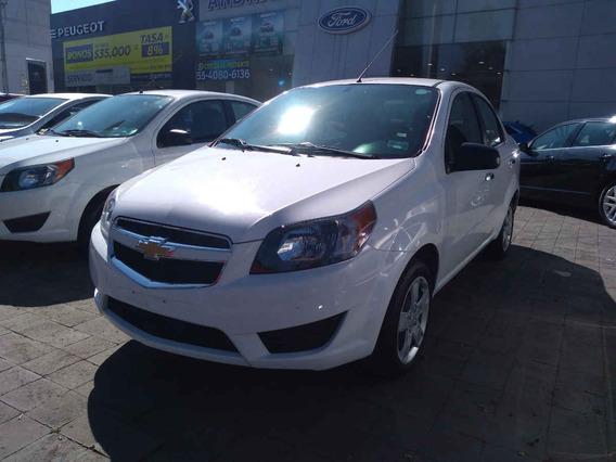 Chevrolet Aveo 2017 1.6 Ls At