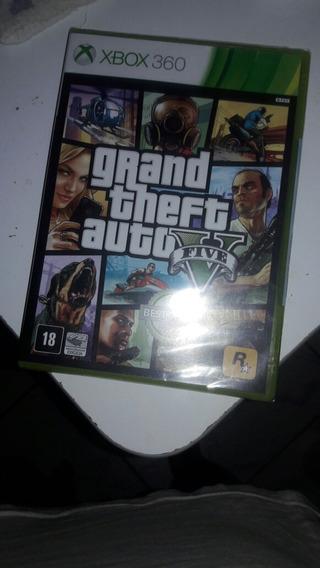 Gta 5 Xbox 360 Lacrado 169,00