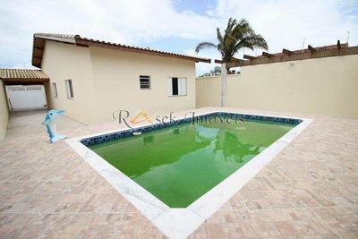 Casa Com 3 Dorms, Gaivotas, Itanhaém - R$ 329.990,00 Cod: 171 - V171
