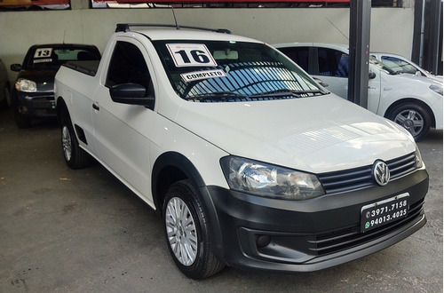 Imagem 1 de 1 de Volkswagen Saveiro 1.6 Startline Cab. Simples Total Flex 2p