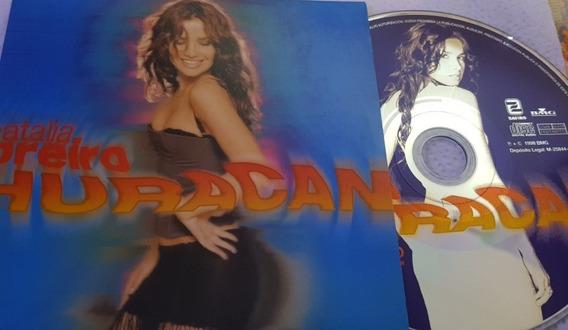 Natalia Oreiro Cd Single Huracan