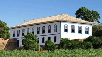 Fazenda Com Sede Histórica Construída Em 1720 Com 12 Cômodos- Linda Arquitetura Do Período Colonial- Com 16 Ha- São Vicente - Mg - 2001