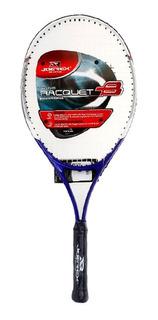 Raqueta Tenis Joerex Aluminio Amateur 105in2 De Aleacion