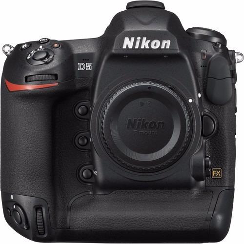 Nikon D5 Dslr Camera Tipo Cf E Xqd (corpo) Sem Juros
