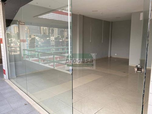 Loja Para Alugar, 40 M² Por R$ 4.000/mês - Nossa Senhora Das Gracas - Manaus/am - Vieiralves - Lo0203